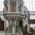 Pulpit - St Lambertus - Germany by Christiane Schulze Art And Photography