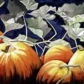 Pumpkin Patch by Leah Wiedemer