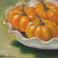 Pumpkin Pie by Kristine Kainer