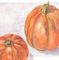 Pumpkin by Yana Sadykova