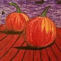 Pumpkins At The Dock by Ishy Christine MudiArt Gallery