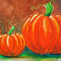 Pumpkins by Emily Page