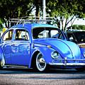 Punch Buggie Blue by Jeremy Clinard