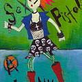 Punk Rocks Her by Ricky Sencion