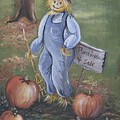 Punkins For Sale by Leslie Manley