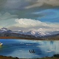 Punta Arenas by Eli Gross