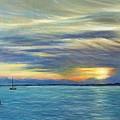 Punta Gorda Florida Art by Larry Palmer