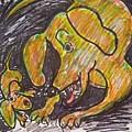 Puppy Love by Geraldine Myszenski