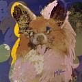 Puppy by Mary Jo Hopton