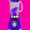 Purple Blender by Peter Oconor