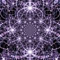 Purple Celeste  by April Patterson