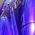 Purple Chevrolet by Susanne Van Hulst