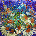 Purple Rain by Shirley Sykes Bracken
