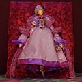 Purple Doll by Judy Henninger