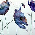 Purple Explosion by Eveline Van Dooren