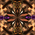 Purple Heart Design by Karol Livote