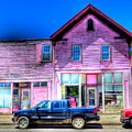 Purple House by Jonny D