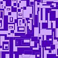 Purple Hues by Candice Danielle Hughes