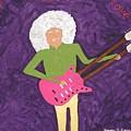 Purple Love by Gregory Davis