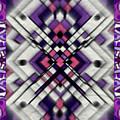 Purple Maze by Wbk