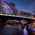 Purple Night  by Sue Errington-Wood