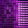 Purple Pixels by Darin Baker