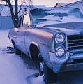 Purple Pontiac by David Jilek