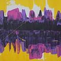 Purple Reflections by Jimmy Clark