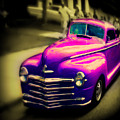 Purple Ride by Perry Webster