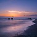 Purple Sea by Josh Meier