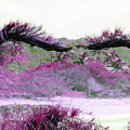 Purple Sensation by Gabrielle Yap