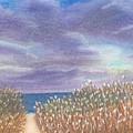 Purple Sky by Linda Humes