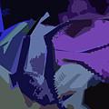 Purple Smash by Melissa Hutchings