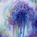 Purple Sofness by Johane Gareau