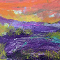 Purple Valley by Jeannine Owens