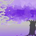 Purple Wind by Hannah Breidenbach