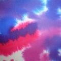 Purple Wisp by Chandelle Hazen