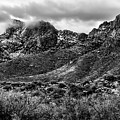 Pusch Ridge Snow No10 by Mark Myhaver