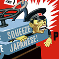 Put The Squeeze On The Japanese by War Is Hell Store