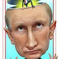 Putin 2016 by Scott Ross