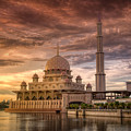Putrajaya Beauty At Dusk by Kumar  Annamalai