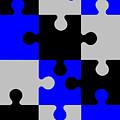 Puzzle by Asbjorn Lonvig