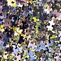 Puzzle Piece Abstract by Steve Ohlsen