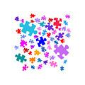 Puzzle Pieces by Bill Owen