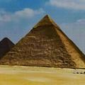 Pyramids, Cairo, Egypt by Samuel Pye