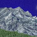 Pyrenees Astazous Mountain by Jean-luc Bohin