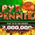 Pyro Pennies by Cindy D Chinn