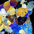 Pyroxenite Mineral, Light Micrograph by Dirk Wiersma