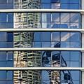 Q Reflection by Werner Padarin