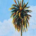 Quad Palms 4 Of 4 by Beth Maddox